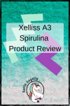 Xelliss A3 Spirulina Product Review
