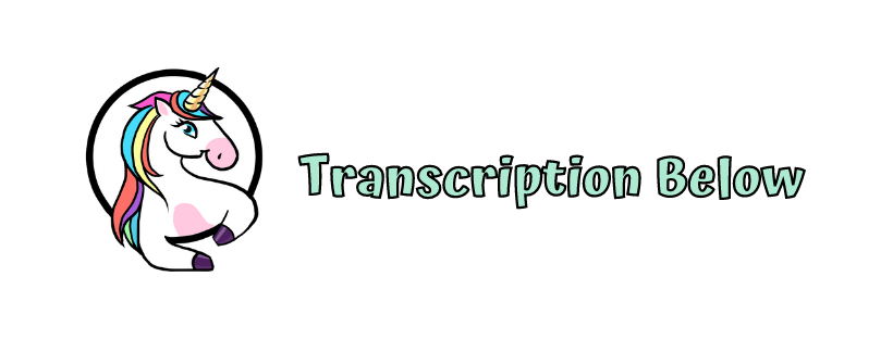 Transcription Below