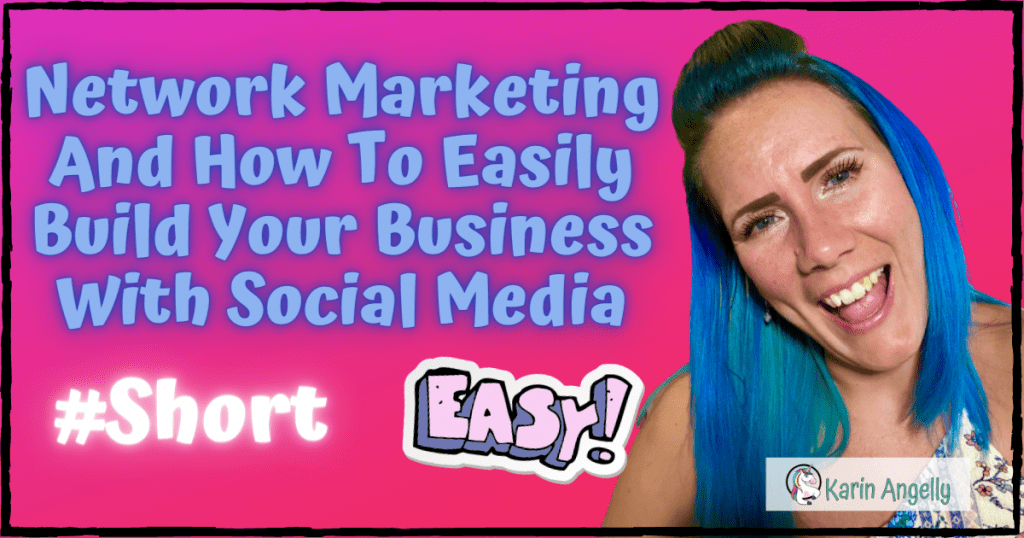 Network-Marketing-And-How-To-Easily-Build-Your-Business-With-Social-Media-#short
